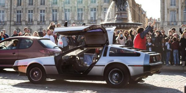 delorean bourse